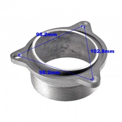 JD exhaust valve seat