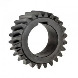 Main clutch adjusting thin lock nut
