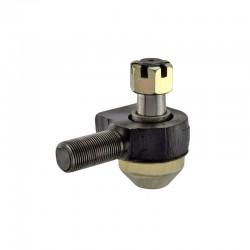 Clutch lever pivot pin