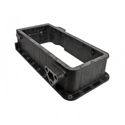 KM390 gear case front cover gasket.