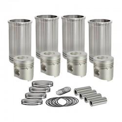 TY295X piston rings