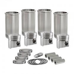 JD100 piston rings
