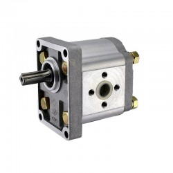 Nut M12x1.75 nylon lock zinc