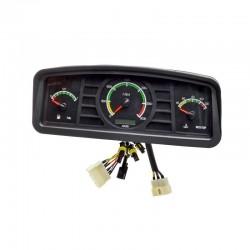 Generator fuel gauge