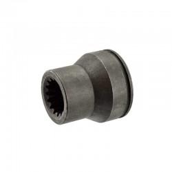 Intake manifold preheat plug