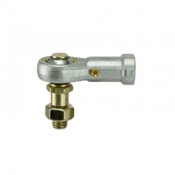 Hand control lever ball joint