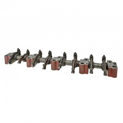 KM385 3T30 exhaust manifold