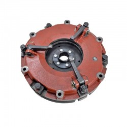 DF Dual stage clutch assembly