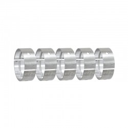 Auxiliary drive adjusting ball nut