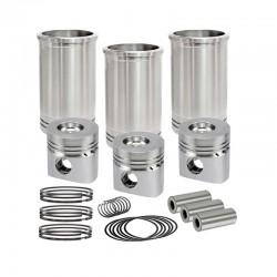 KM390 Cylinder rebuild kit