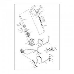 TA Steering Cylinder Pin Shaft