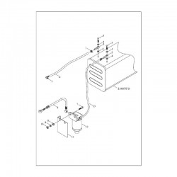 TD Fuel Filter Assembly