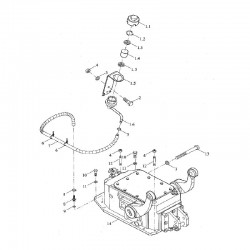 TE Hydraulic Breather Assembly