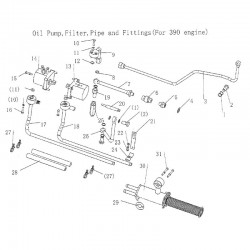 DF354 Filter assembly