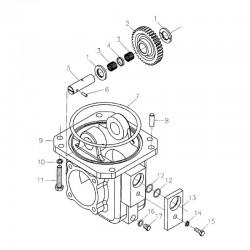 Needle bearing K25x31x17...