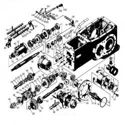 43/20T gear JM200
