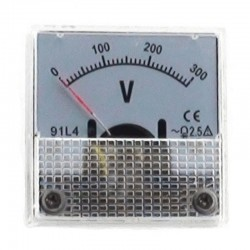 Voltmeter 0~300 Volt