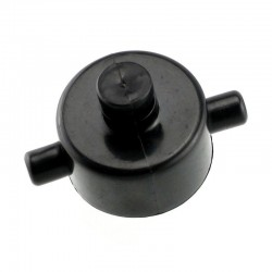 Outlet Cap 1 Inch WH15H