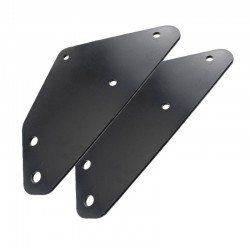 Sunshade Fixing Plates Pair...