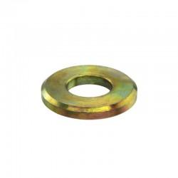 Rear wheel nut plate washer