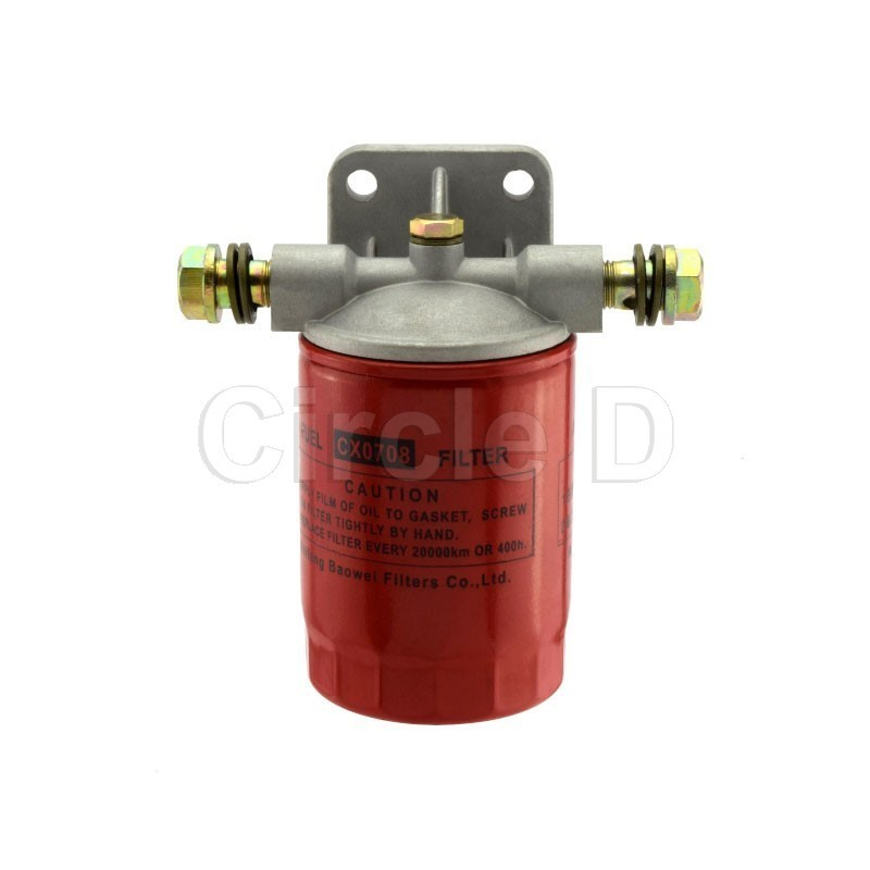 Diesel Engine Fuel Filter Assembly : Laidong km fuel filter assembly bt
