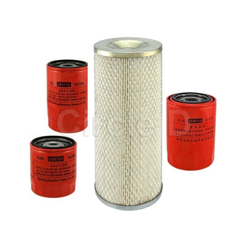 Jinma 254 254 284 Filter Kit JM 200 series on