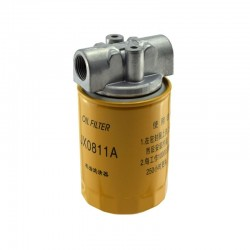 Inline hydraulic oil filter...