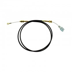 Foot throttle cable JM400-504