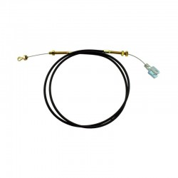 Foot throttle cable JM500-654