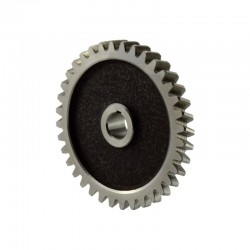 PTO clutch release lever 40