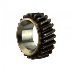 Multiway valve control rubber knob