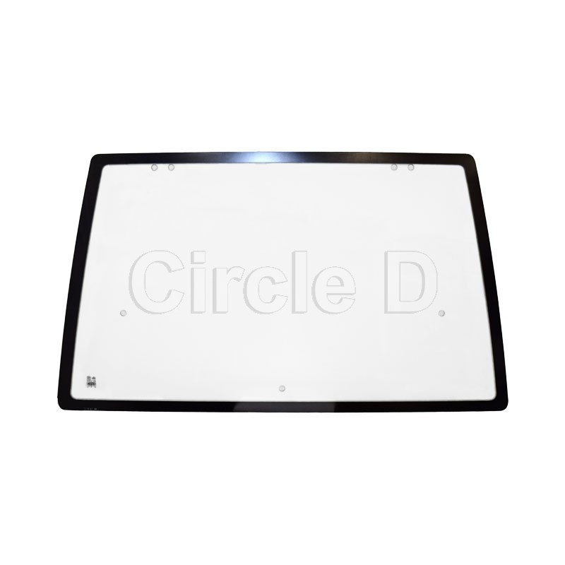 ft65 45 811 rear window glass to suit foton tractors  cabin designs change  without updating the parts book product codes  always check the  measurements,