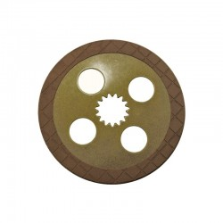 Brake friction disc
