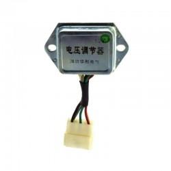 Voltage regulator 12V wired