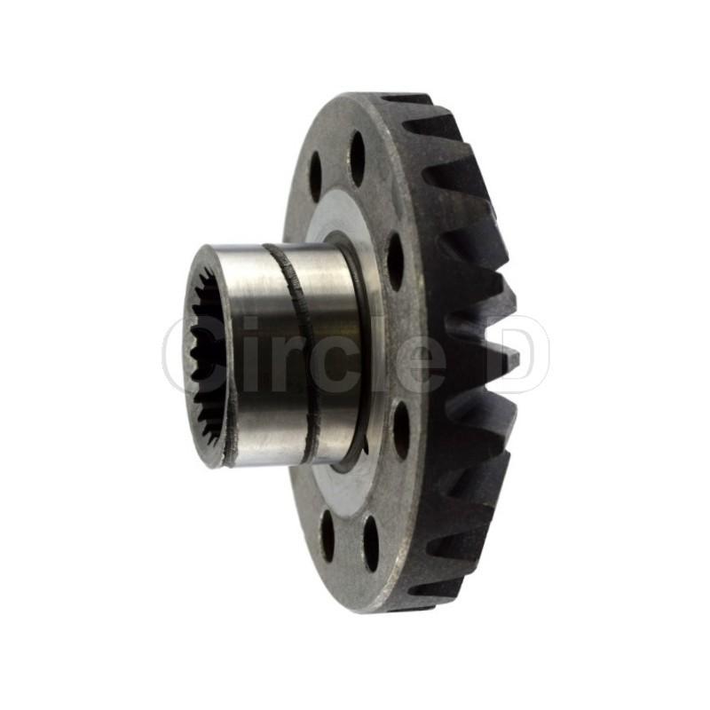 Spline shaft similar to DIN 14 profile KW32X38 x 1000mm long material C45