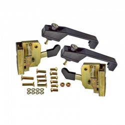 Door lock assembly