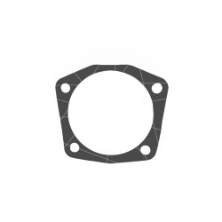 Hydraulic pump transition drive gasket