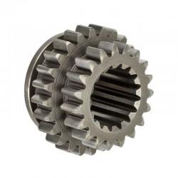 Crankshaft thrust bearings JD A engine
