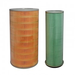 Air filter K2448 with inner