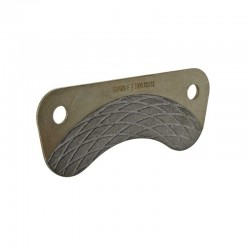 Outer Brake Friction Pad TD
