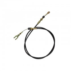 Foot throttle cable FT754