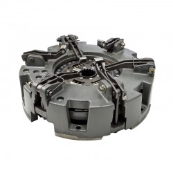 TD Dual Stage Clutch Assembly