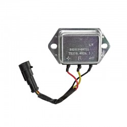 3PL lowering control knob