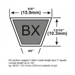 A89 V Belt