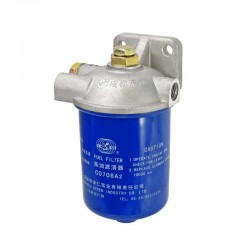QC Fuel filter assembly
