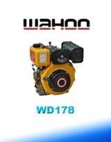 Wahoo WD178 Diesel Engine Parts Australia