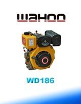 Wahoo WD186 Diesel Engine Parts Australia