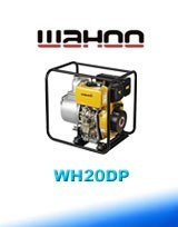 Wahoo WH20DP Water Pump Parts