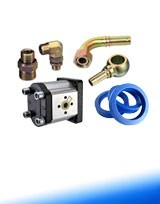 Hydraulic Hoses, Fittings, Pumps and Parts