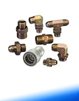 Hydraulic Adaptors and Connectors